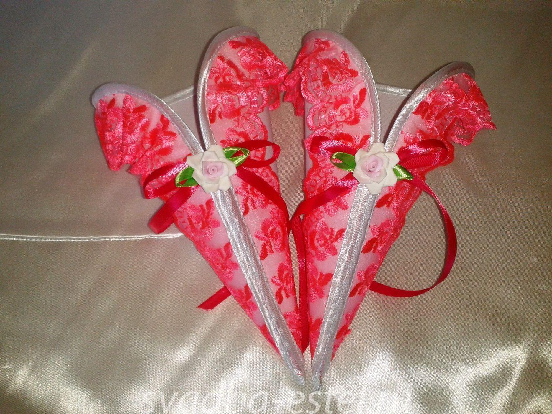 Кулечки с лепестками роз своими руками 793
