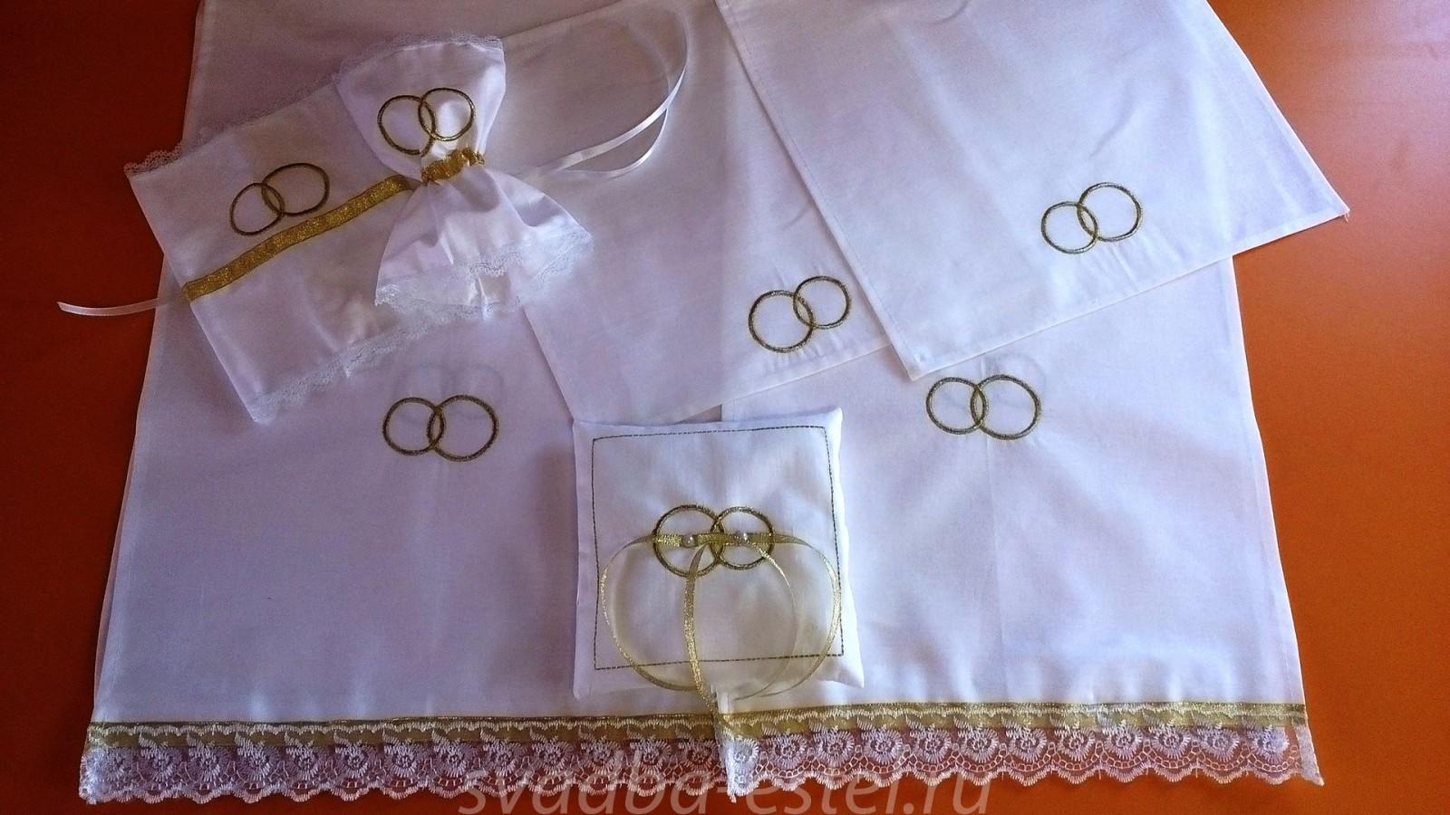 Рушник на венчание своими руками 814