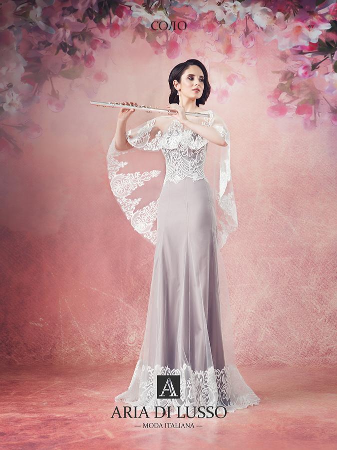 d19a528e62392ad Изображение из альбома Свадебные платья коллекции MUSIK LOVE дизайн-студии свадебного  платья Aria di Lusso