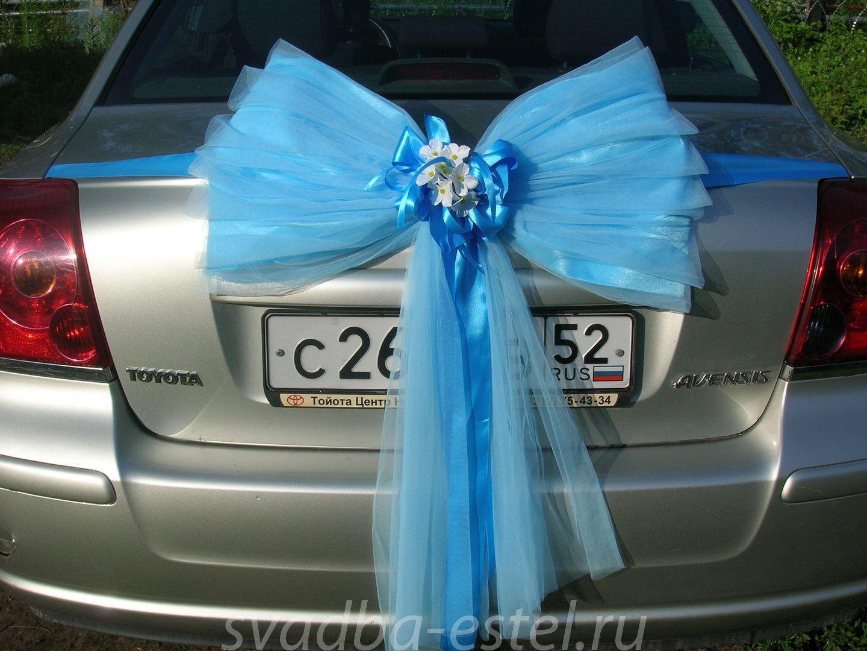 Украшение машины на свадьбу своими руками 87