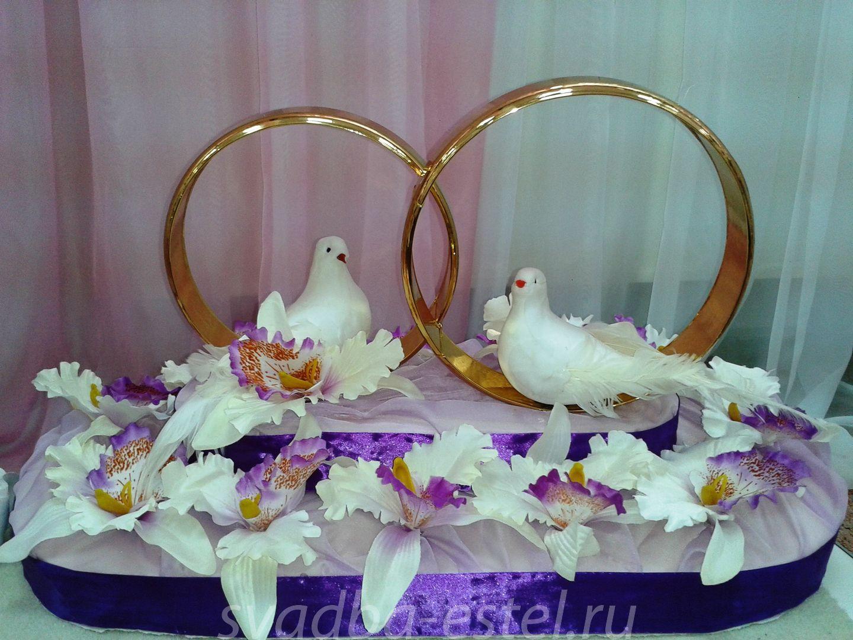 картинка украшение свадебного за