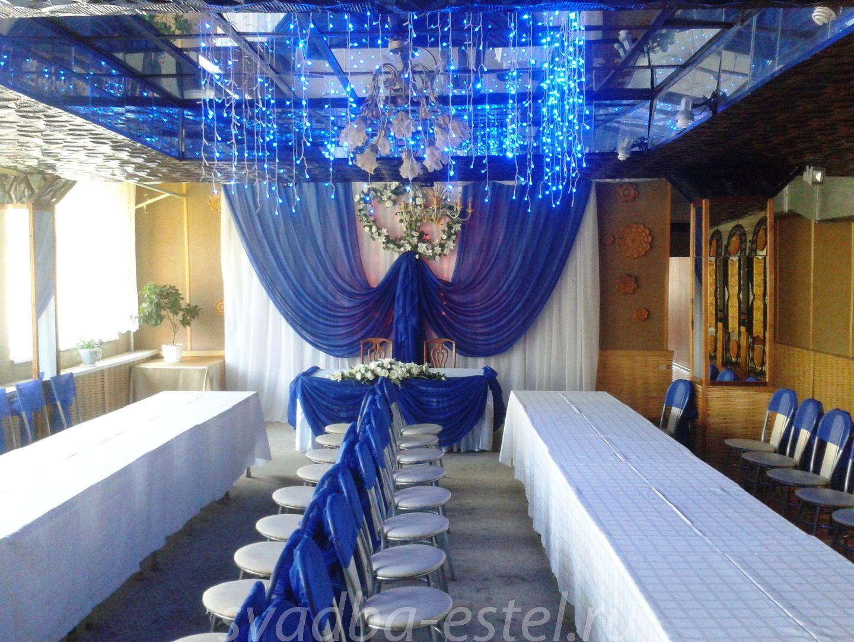 Украшение зала на свадьбу лида фото